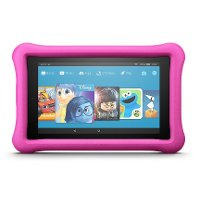 B01J90MOVY Amazon Fire Kids 7 Inch 16GB - Pink Kid-Proof Case