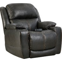 Badlands Black Power Recliner - Starship