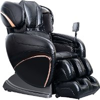 KIT Midnight Black 3 Piece Massage Chair