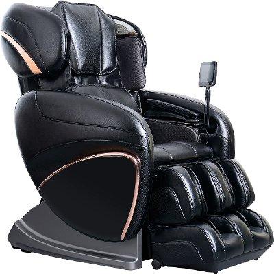 KIT Midnight Black 3 Piece Massage Chair