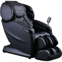 KIT Black Wall Hugger Massage Chair - Vario