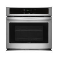 FFEW3026TS Frigidaire Single Wall Oven with Vari-Broil Temperature Control - 4.6 cu. ft. Stainless Steel