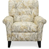 29-492/G151545/FN021 Gold High Leg Recliner - Thorne