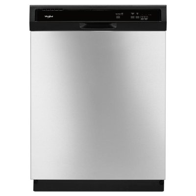 WDF130PAHS Whirlpool Dishwasher - Stainless Steel