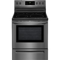 FFEF3054TD Frigidaire 5.3 cu. ft. Electric Range - Black Stainless Steel