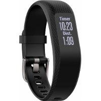 010-01755-10 Garmin Vivosmart 3 Fitness Band Black Small/Medium