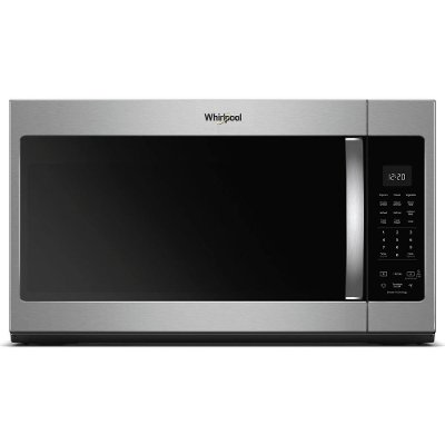 WMH32519HZ Whirlpool Over the Range Microwave - 1.6 cu. ft. Stainless Steel