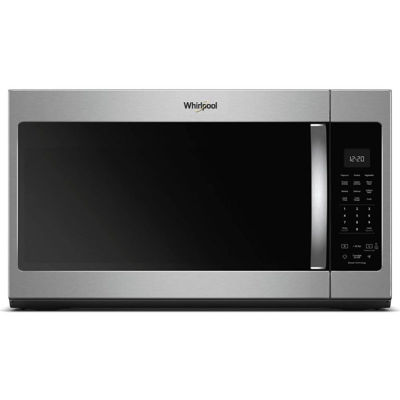 Whirlpool Over the Range Microwave - 1.6 cu. ft. Stainless Steel