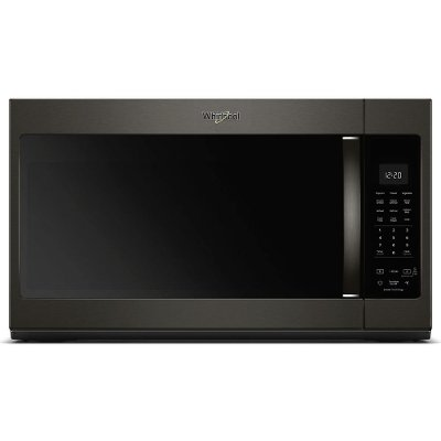 WMH32519HV Whirlpool Over the Range Microwave - 1.6 cu. ft. Black Stainless Steel