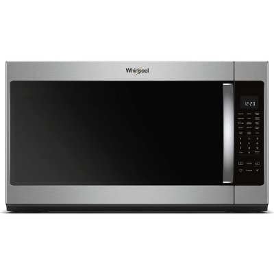 WMH53521HZ Whirlpool Over the Range Microwave - 2.1 cu. ft. Fingerprint Resistant Stainless Steel