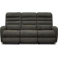 330-744/B144355-MSO Gray Reclina-Way Full Manual Reclining Sofa - Forum