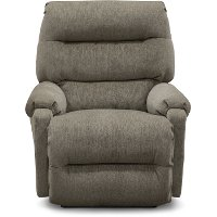Gray Small Scale Manual Rocker Recliner - Sedgefield