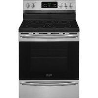 FGEF3036TF Frigidaire Gallery 5.4 cu. ft. Single Oven Electric Range with Self-Cleaning Convection Oven - Stainless Steel