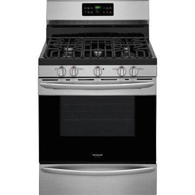 FGGF3036TF Frigidiare Gallery Gas Range - 5.0 cu. ft. Stainless Steel