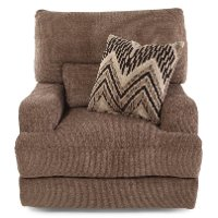 3268-50HP/PWRRECL/HR Casual Contemporary Brown Power Recliner - Brindle