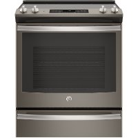 JS760ELES GE Electric Range - 5.3 cu. ft. Slate