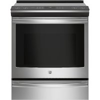 PHS930SLSS GE Profile Induction Range - 5.3 cu. ft. Stainless Steel