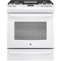 JGS760DELWW GE Gas Range - 5.6 cu. ft. White