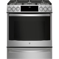 PGS930SELSS GE Profile Gas Range - 5.6 cu. ft. Stainless Steel