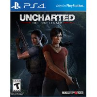 PS4 SCE 302220 Uncharted: Lost Legacy - PS4