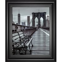 Bridge Beauty Framed Wall Art