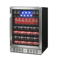 ABR-1770 Stainless Steel 177 Can Beverage Cooler