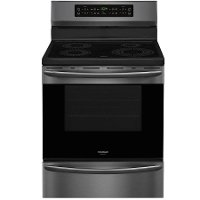 FGIF3036TD Frigidaire Gallery Freestanding Induction Range - Black Stainless Steel