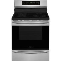 FGIF3036TF Frigidaire Gallery Induction Range - 5.4 cu. ft. Stainless Steel