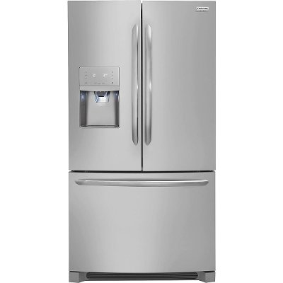 FGHB2868TF Frigidaire French Door Refrigerator with Even Temp Technology - 36 Inch Stainless Steel