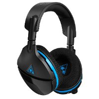 STEALTH 600 PS4 Turtle Beach Stealth 600 Wireless Surround Sound Gaming Headset -PlayStation 4