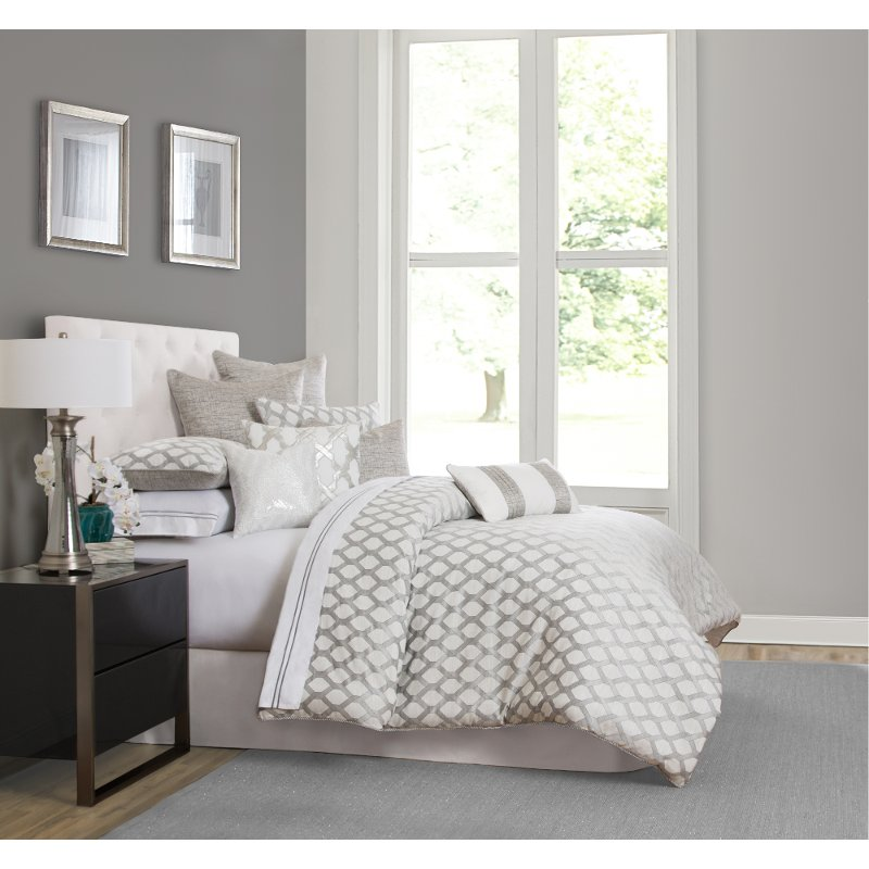Newport King 10 Piece Bedding Collection