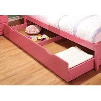 IDF-TR452-PK Pink Pull-out Trundle