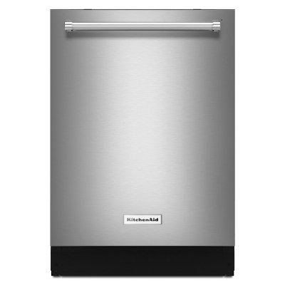 KDTE334GPS KitchenAid Top Control Dishwasher with Bar Handle - Stainless Steel