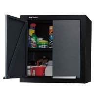 AGS-WC-1S Stack On Modular Steel 2-Door Wall Cabinet