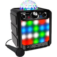 iPA78BK,PRTY-RKR-EXP Bluetooth ION Party Rocker Express Portable Speaker