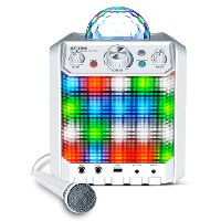 iPA78WT,PRTY-RKR-EXP Bluetooth ION Party Rocker Express Portable Speaker