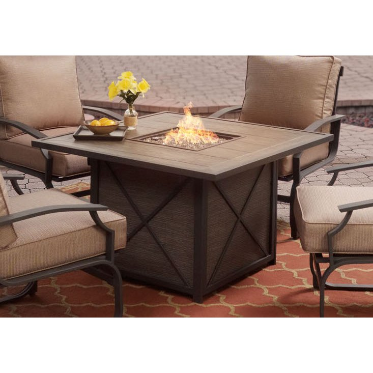 Trs42gn Firepit 42 Inch Outdoor Patio Fire Pit Sonoma