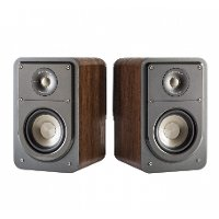 SIGN-S15,BKS,BRN,PR Polk S15 Audio Brown Bookshelf Speaker Pair