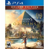 PS4 UBI 02856 Assassin's Creed:Origins Deluxe - PS4