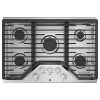 JGP5030SLSS GE 30 Inch Gas Cooktop - Stainless Steel