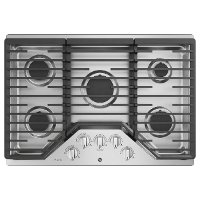 PGP7030SLSS GE Profile 30 Inch Gas Cooktop - Stainless Steel