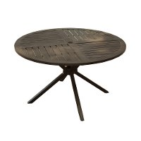 48 Inch Round Patio Table - Davenport