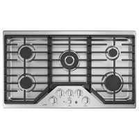 CGP9536SLSS Cafe 36 Inch Gas Cooktop - Stainless Steel