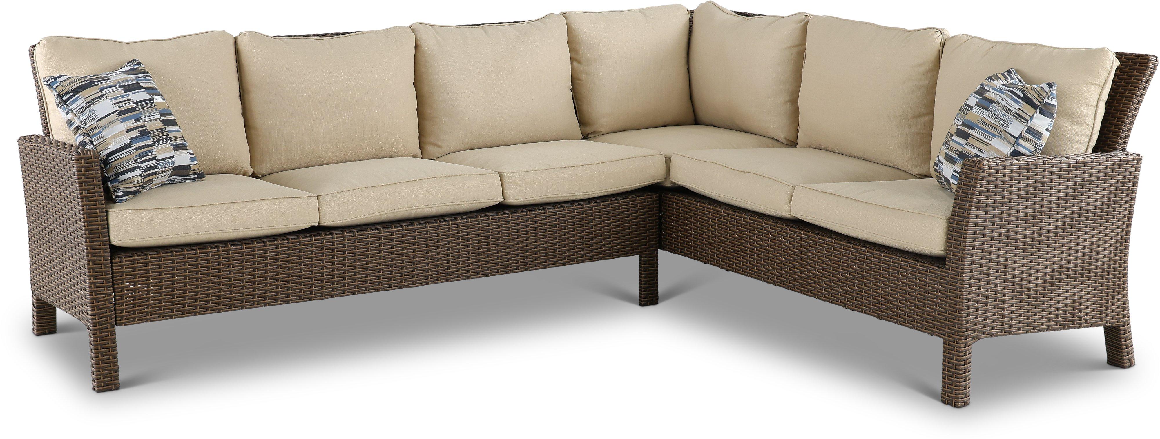 5 Piece Outdoor Patio Furniture Set Arcadia