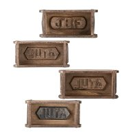 Assorted Brick Mold Wall Decor