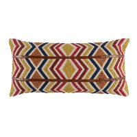 Native Form Alta Multi Color Rectangular Throw Pillow