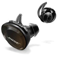SNDSPT-FREE,WRLS,BK Bose SoundSport Free Wireless Headphones - Black