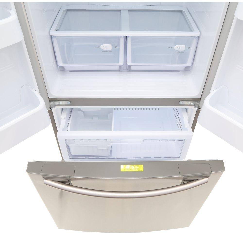 Samsung French Door Refrigerator   33 Inch Counter Depth   Stainless Steel  | RC Willey Furniture Store