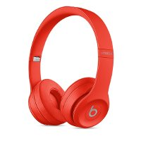 MP162LL/A Beats Solo3 Wireless On-Ear Headphones - Red