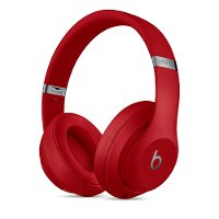 MQD02LL/A Beats Studio3 Wireless Headphones - Red